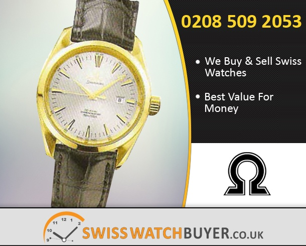 Buy or Sell OMEGA Aqua Terra 150m Mid-Size Watches