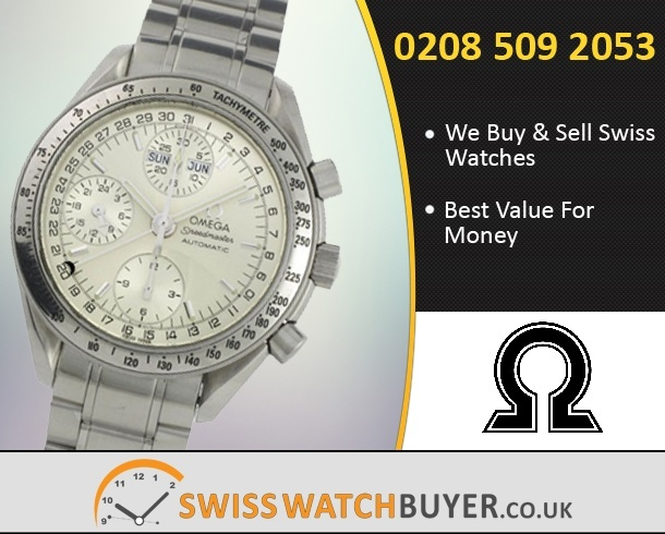 Buy or Sell OMEGA Speedmaster DayDate Watches