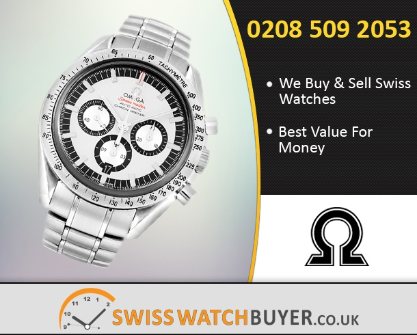 Buy or Sell OMEGA Speedmaster Legend Series Watches