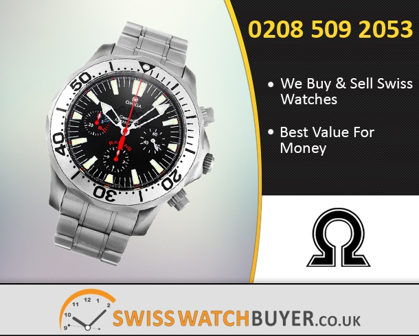 Buy OMEGA Seamaster Americas Cup Watches