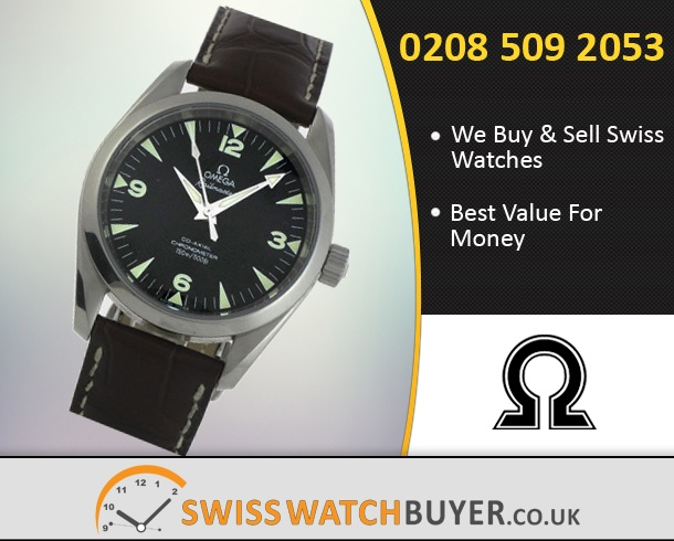 Buy OMEGA Railmaster Watches