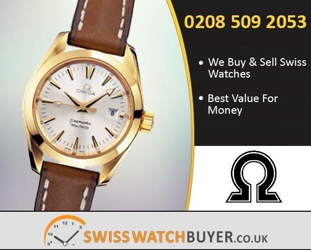 Buy or Sell OMEGA Aqua Terra 150m Ladies Watches