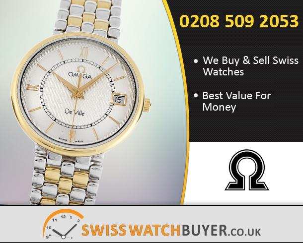 Buy OMEGA De Ville Classics Watches