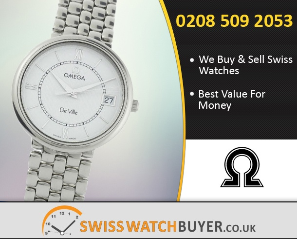 Buy or Sell OMEGA De Ville Classics Watches