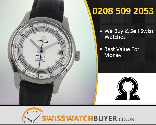 Buy OMEGA De Ville Hour Vision Watches