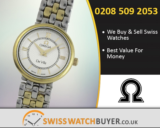 Pre-Owned OMEGA De Ville Ladies Watches