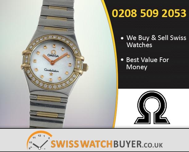 Buy OMEGA My Choice Mini Watches