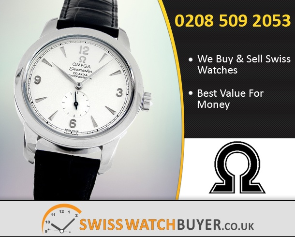 Buy or Sell OMEGA Olympic Seamaster Watches