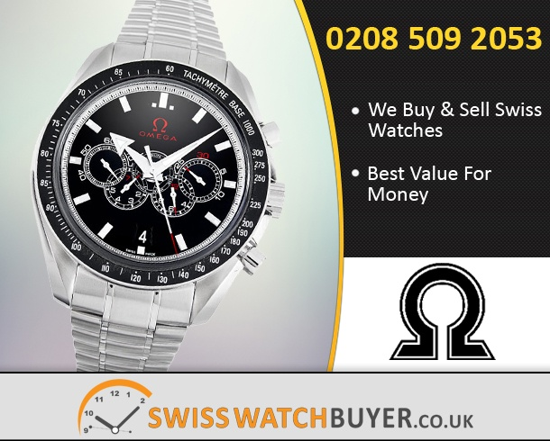 Buy OMEGA Olympic Speedmaster Watches