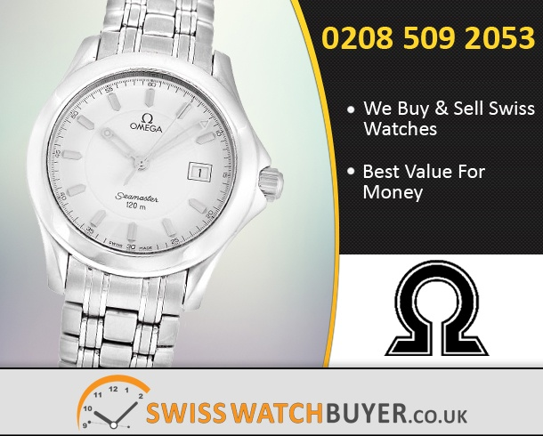 Sell Your OMEGA Seamaster 120m Watches