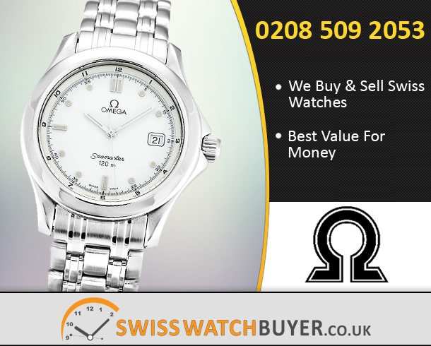 Buy or Sell OMEGA Seamaster 120m Watches