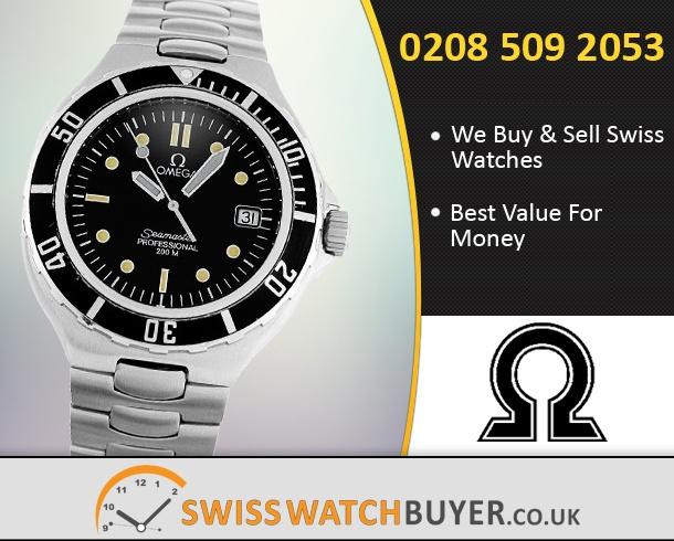 Buy OMEGA Seamaster 200m Watches