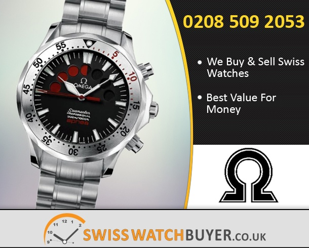 Buy or Sell OMEGA Seamaster Apnea Watches