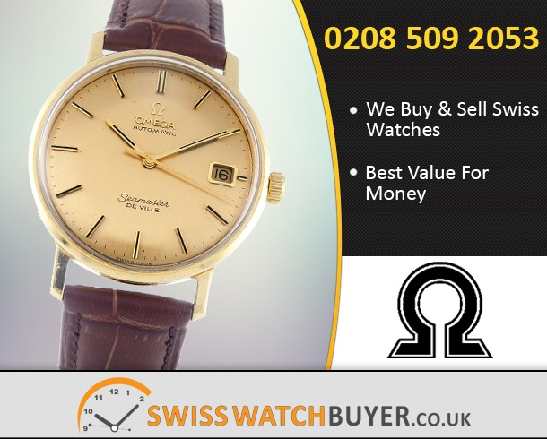 Buy OMEGA Seamaster De Ville Watches