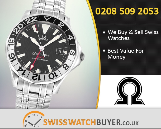 Buy OMEGA Seamaster GMT Watches