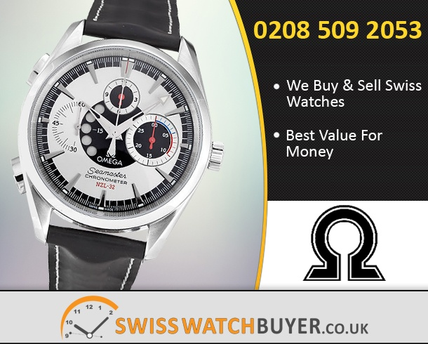 Buy or Sell OMEGA Seamaster NZL 32 Watches