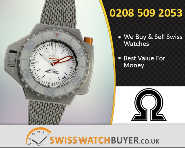 Buy or Sell OMEGA Seamaster Ploprof Watches