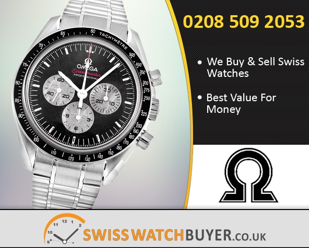 Buy or Sell OMEGA Speedmaster Apollo Soyuz Watches