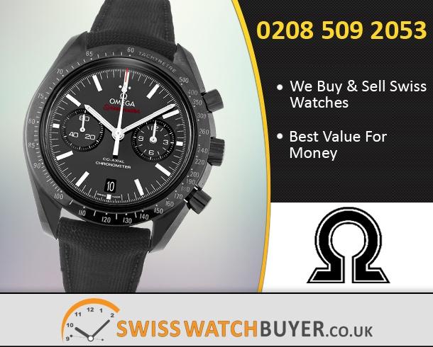Buy OMEGA Speedmaster Dark Side of the Moon Watches