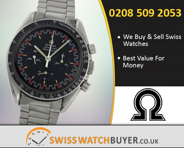Buy OMEGA Speedmaster Vintage Watches