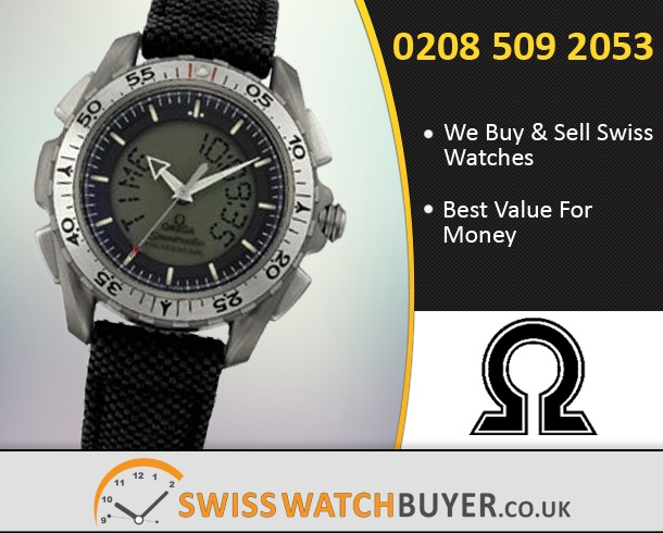 Buy OMEGA Speedmaster X-33 Watches
