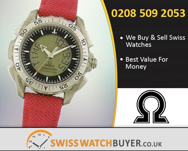 Value OMEGA Speedmaster X-33 Watches