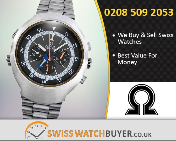Sell Your OMEGA Flightmaster Watches