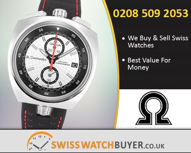 Buy OMEGA Seamaster Bullhead Watches