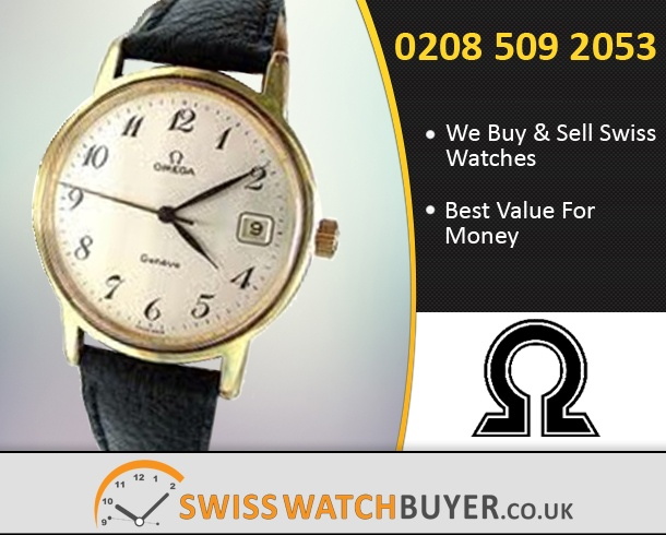 Buy OMEGA Seamaster Bumper Watches