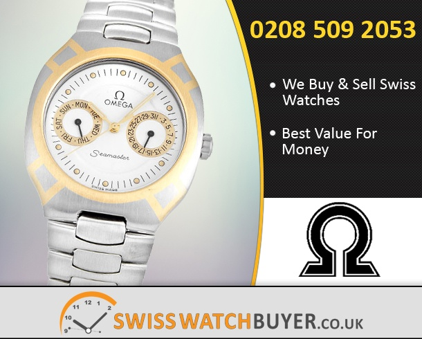 Buy or Sell OMEGA Seamaster Polaris Watches