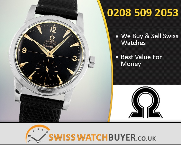 Sell Your OMEGA Seamaster Vintage Watches