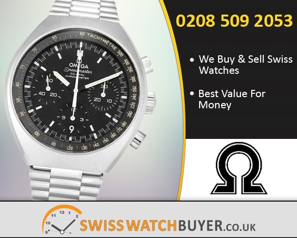 Buy OMEGA Speedmaster MKII Watches