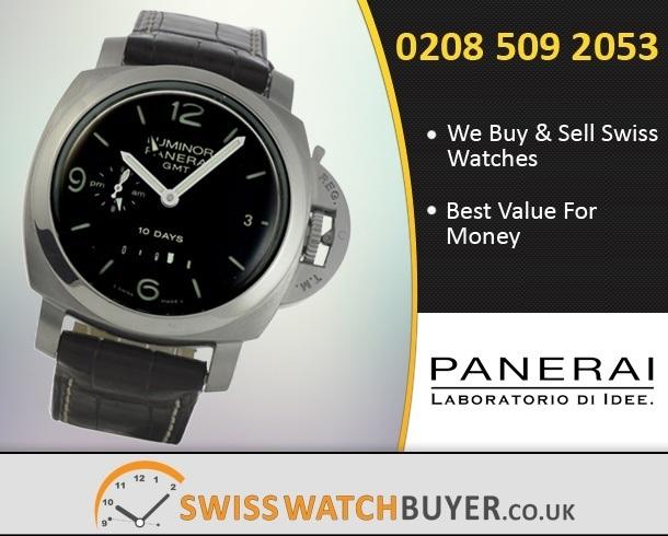 Value Officine Panerai Manifattura Luminor Watches