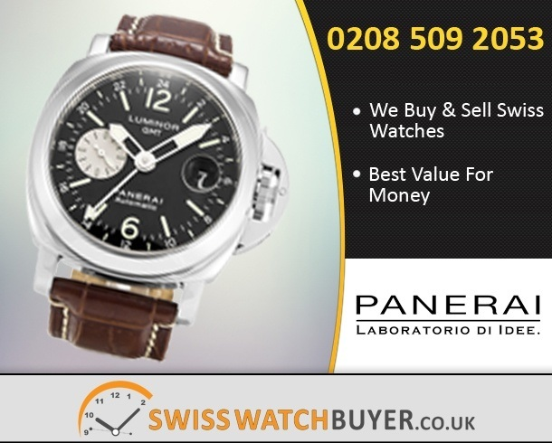 Value Officine Panerai Luminor GMT Watches