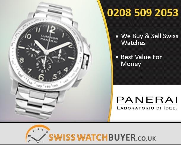 Value Officine Panerai Luminor Chrono Watches