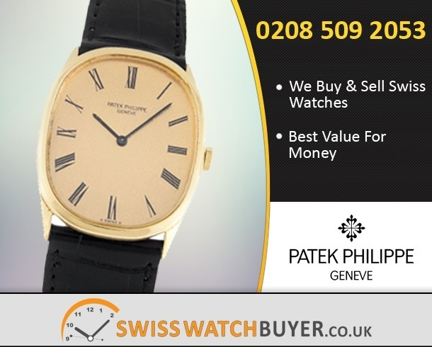 Buy or Sell Patek Philippe Ellipse Watches