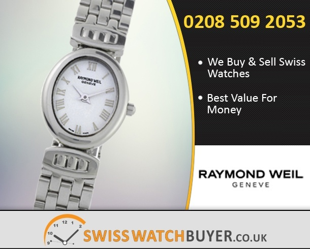 Sell Your Raymond Weil Chorus Watches