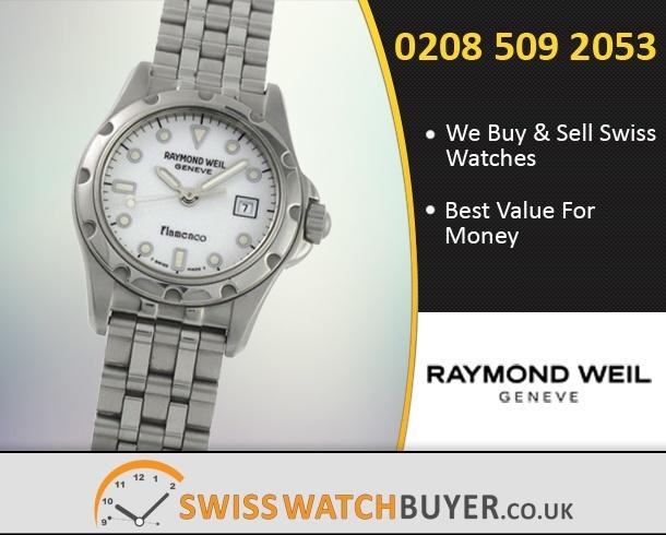 Buy Raymond Weil Flamenco Watches