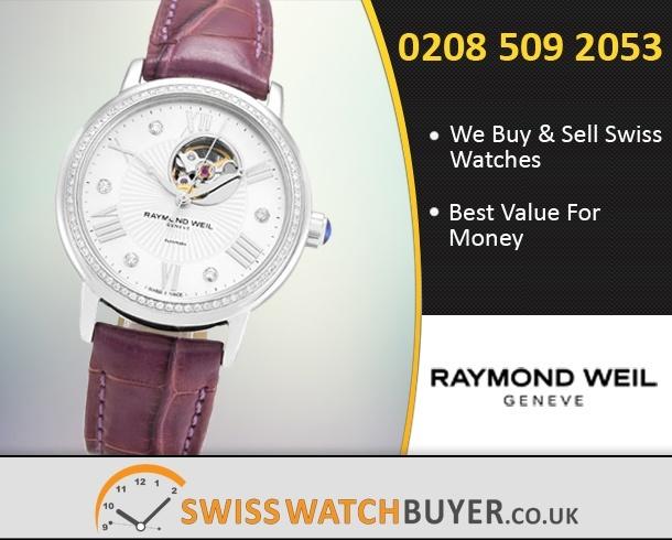 Buy Raymond Weil Geneve Watches