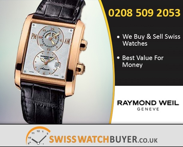 Buy Raymond Weil Gold Collection Watches