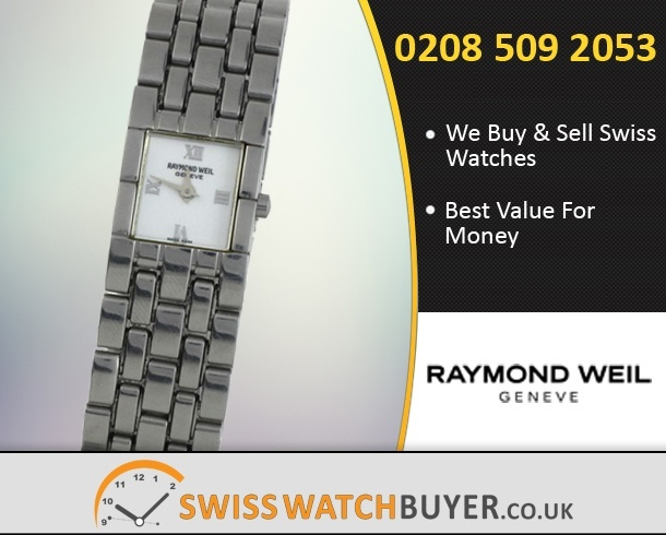 Buy Raymond Weil Tema Watches