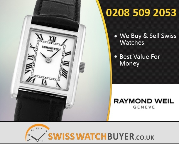 Sell Your Raymond Weil Tradition Watches