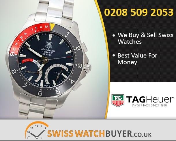 279382cf9d5 Pre Owned Tag Heuer Aquaracer Men's Watch | Swiss Watch Buyer UK