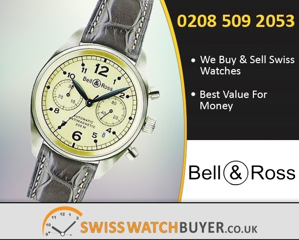 Sell Your Bell and Ross 18ct Watches