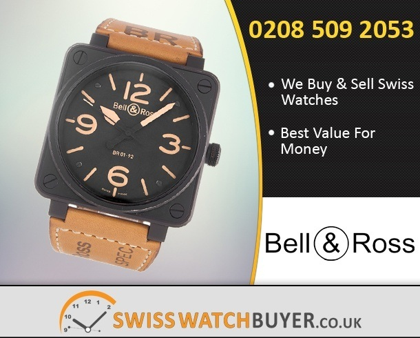 Sell Your Bell and Ross BR01-92 Watches