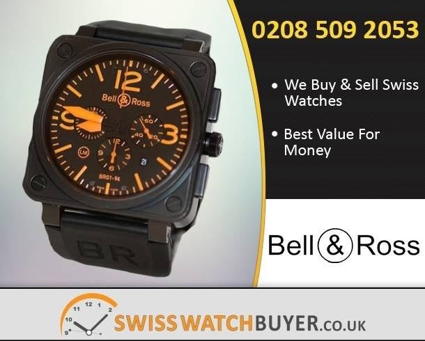 Buy Bell and Ross BR01-94 Chronograph Watches