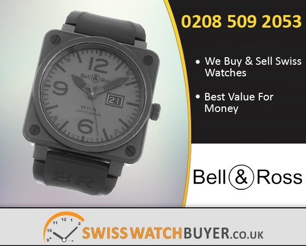 Buy or Sell Bell and Ross BR01-96 Watches