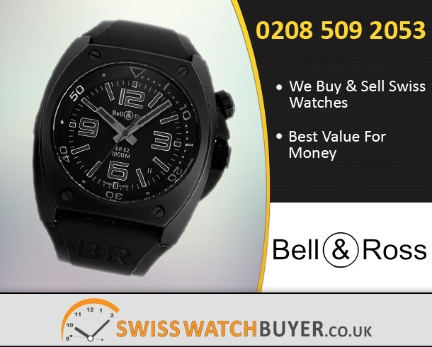 Sell Your Bell and Ross BR02 Watches