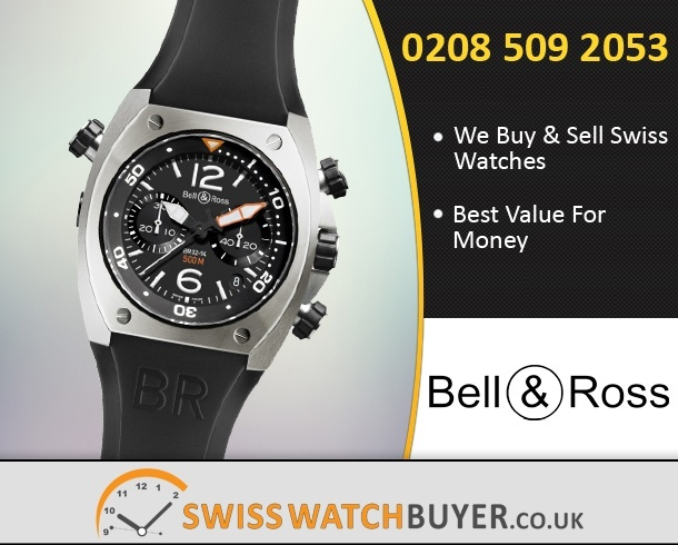 Buy Bell and Ross BR02-94 Chronograph Watches