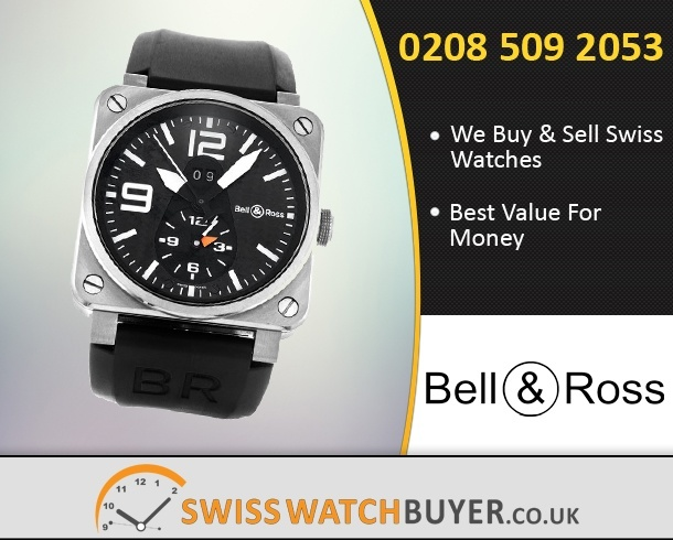 Buy Bell and Ross BR03-51 GMT Watches